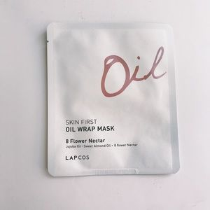 Oil Wrap Mask